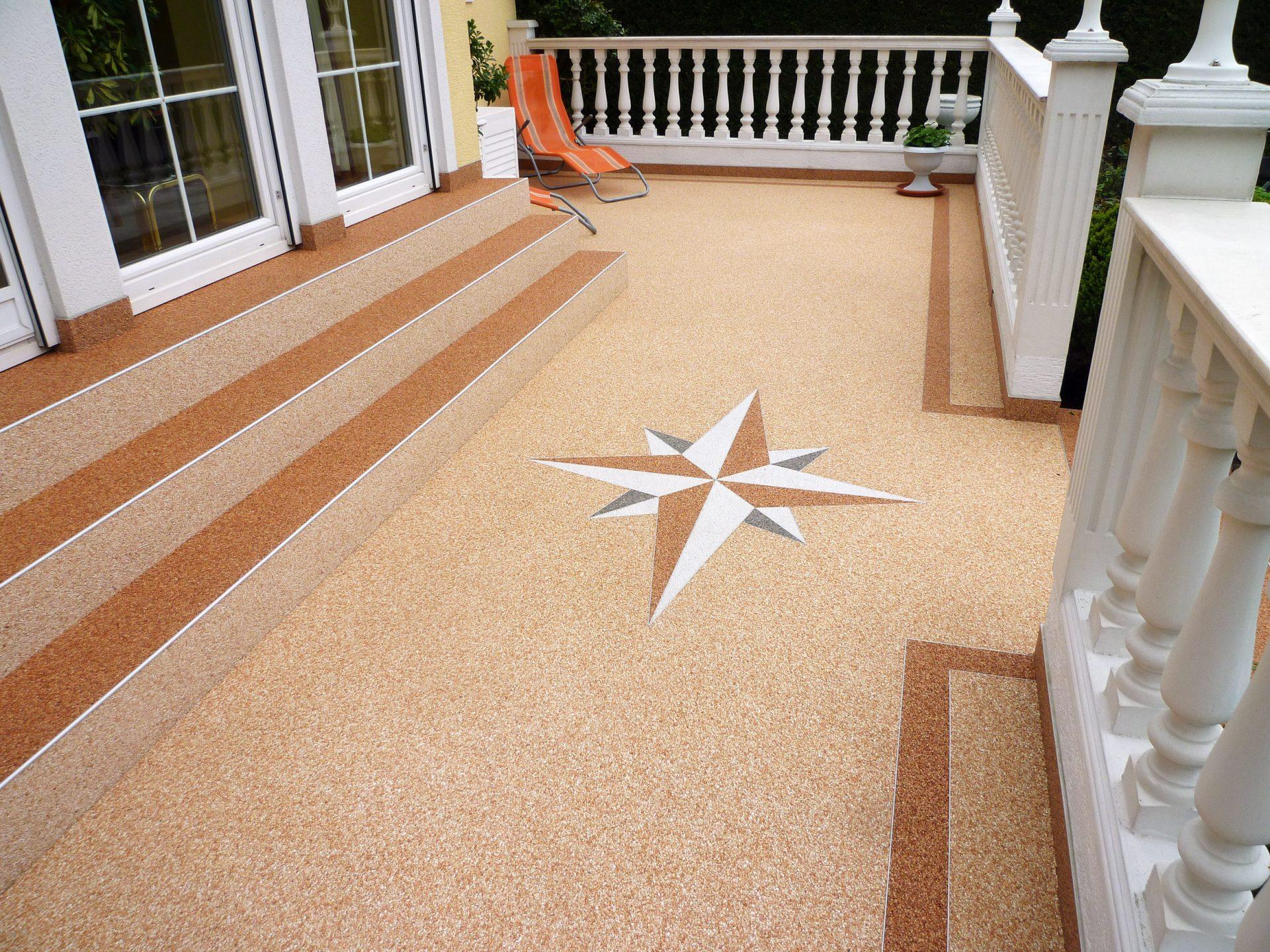 Extrem Steinteppiche außen | Bautenschutz Melcher KQ19