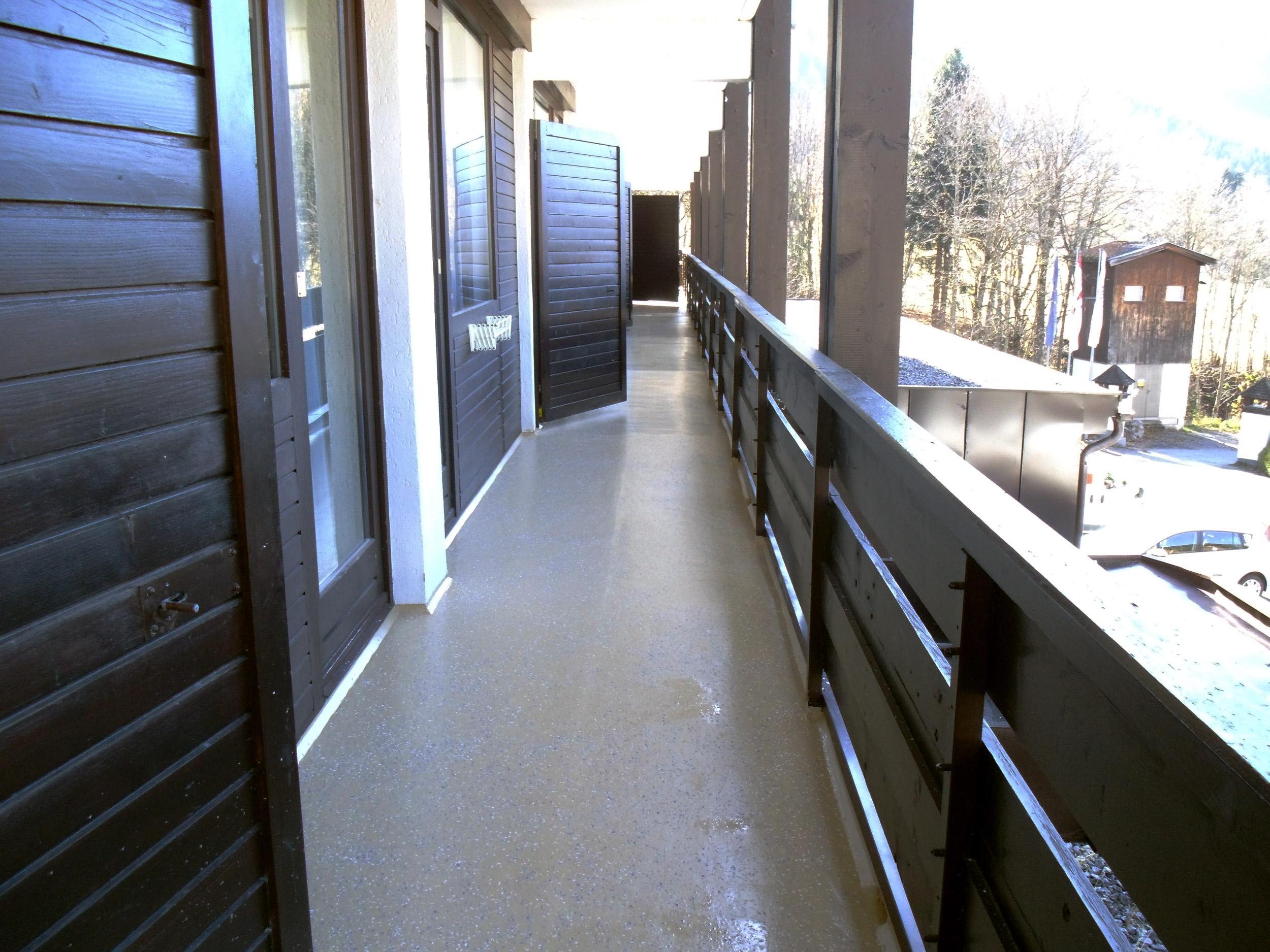 Favorit Balkon und Terrassenbeschichtung | Bautenschutz Melcher SE05